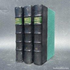 Libros antiguos: 1820 - GLI ANIMALI PARLANTI - LOS ANIMALES PARLANTES- GIOVANNI BATTISTA CASTI. Lote 278269353