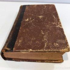 Libros antiguos: ROMANCES CABALLERESCOS / ESPRONCEDA - POESIAS. MADRID AÑO 1974.. Lote 278409448