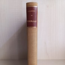 Libros antiguos: TERRAZA. MOSSEN JOSEP CARDONA. BIBLIOTECA SABADELLENCA, 1927. CATALÁN. Lote 278886203