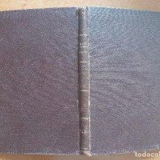 Libros antiguos: 1ª EDICIÓN 1894 DOLORES - FEDERICO BALART / DEDICATORIA DEL AUTOR. Lote 279556928