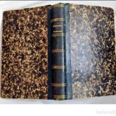Livros antigos: AÑO 1843: POESÍAS DE ROBERT BURNS. LIBRO DEL SIGLO XIX DEL CLÁSICO ESCOCÉS.. Lote 293640938
