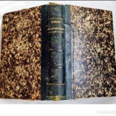 Livros antigos: AÑO 1842: POESÍAS DE CHARLES DE ORLEANS. MUY RARO LIBRO DEL SIGLO XIX.. Lote 293640688