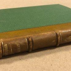 Libros antiguos: RIMAS. GUSTAVO ADOLFO BECQUER. COMPAÑÍA IBEROAMERICANA PUBLICACIONES RENACIMIENTO 1926. Lote 281910943