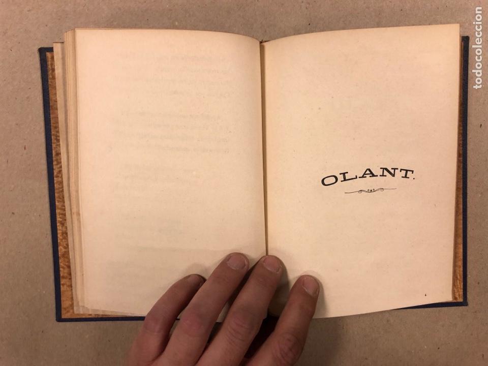 Libros antiguos: EL ROMANCERO NAVARRO. HERMINIO OLORIZ. IMPRENTA PROVINCIAL PAMPLONA (1876). - Foto 8 - 281935653