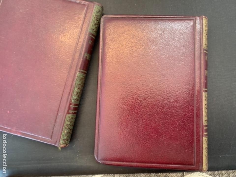 Libros antiguos: RUBEN DARIO POESIAS ESCOGIDAS DOS VOLUMENES - Foto 10 - 285762373