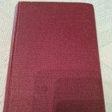 Libros antiguos: LIBRO POESIAS COMPLETAS DE ANTONIO MACHADO 1936-VARIOS SELLOS DE BIBLIOTECAS. Lote 287235008