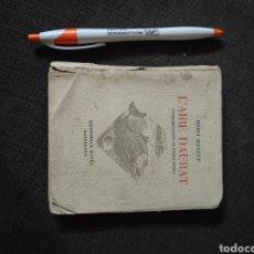 Libros antiguos: L'AIRE DAURAT , MARIA MANENT , EDITORIAL ESTEL , REF 139. Lote 287790303
