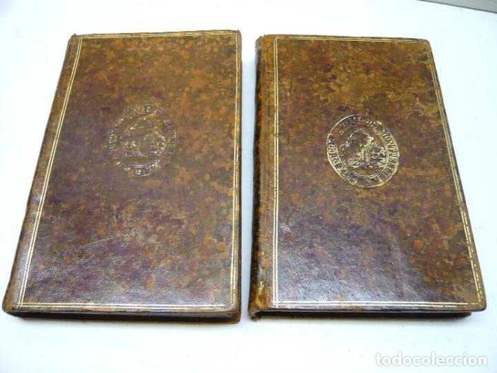 Libros antiguos: Harmonies poétiques et religieuses en 2 tomos año 1830 - LAMARTINE Alphonse de. - Foto 5 - 287793418