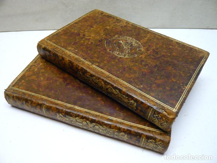 HARMONIES POÉTIQUES ET RELIGIEUSES EN 2 TOMOS AÑO 1830 - LAMARTINE ALPHONSE DE. (Libros antiguos (hasta 1936), raros y curiosos - Literatura - Poesía)