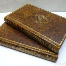 Libros antiguos: HARMONIES POÉTIQUES ET RELIGIEUSES EN 2 TOMOS AÑO 1830 - LAMARTINE ALPHONSE DE.. Lote 287793418