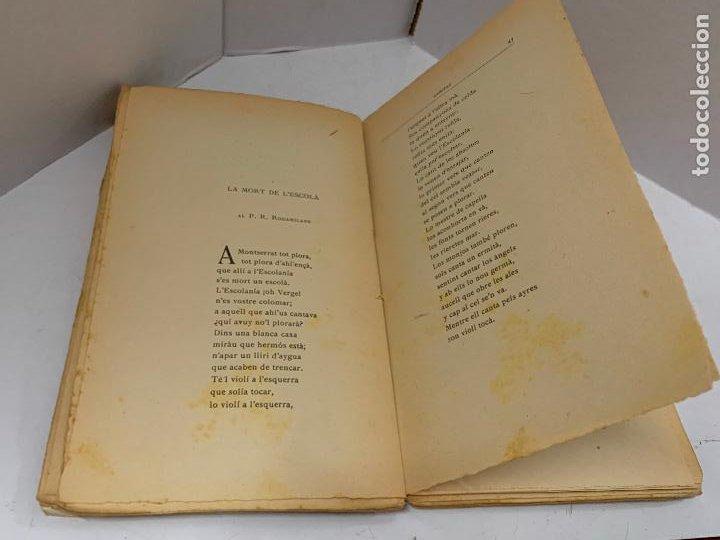 Libros antiguos: Mossen JACINTO VERDAGUER - CARITAT. num IV, S.XIX 104 pags. Ilustracio Catalana - Foto 4 - 288462873