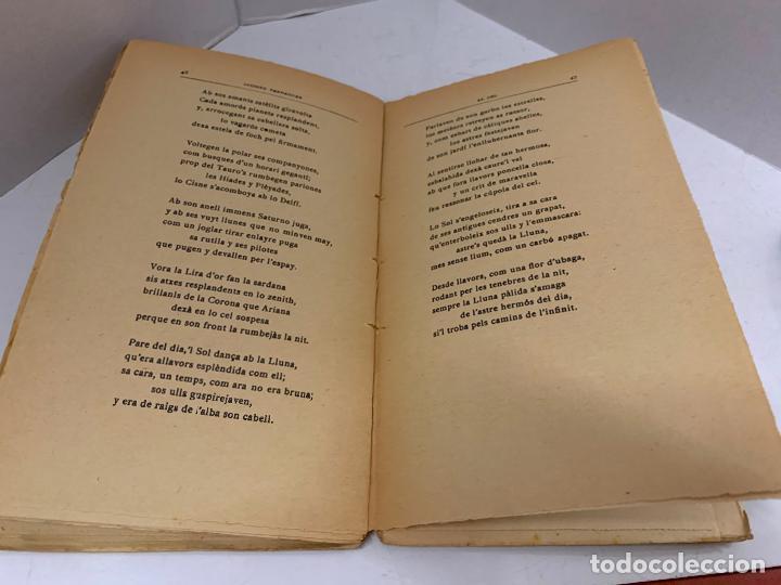 Libros antiguos: Mossen JACINTO VERDAGUER - AL CEL. num XXIII, S.XIX 96 pags. Ilustracio Catalana - Foto 5 - 288463663