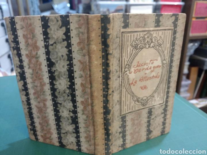 Libros antiguos: LA ATLÁNTIDA.JACINTO VERDAGUER . TRADUCCIÓN DE MELCHOR DE PALAU.ED IBER0 AMERICANA1876 - Foto 4 - 288465623