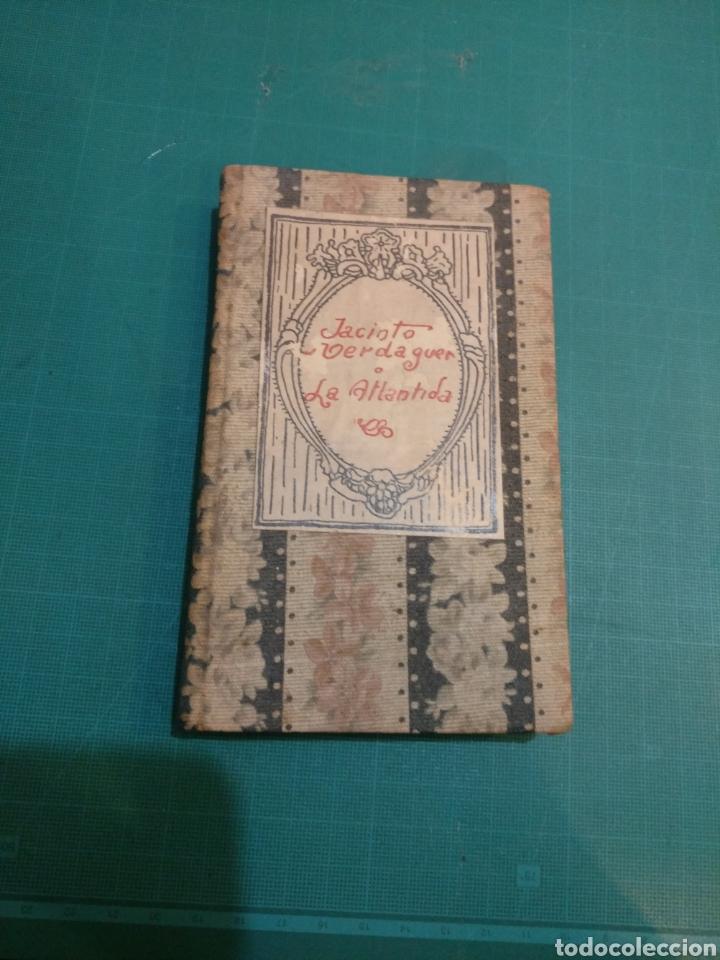 LA ATLÁNTIDA.JACINTO VERDAGUER . TRADUCCIÓN DE MELCHOR DE PALAU.ED IBER0 AMERICANA1876 (Libros antiguos (hasta 1936), raros y curiosos - Literatura - Poesía)