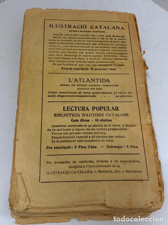 Libros antiguos: Mossen JACINTO VERDAGUER - MONTSERRAT. num III, S.XIX 207 pags. Ilustracio Catalana - Foto 4 - 288466643