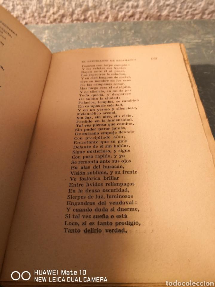 Libros antiguos: Obras poéticas de don José de Espronceda precedidas de la biografía del autor 1871 - Foto 4 - 288611288