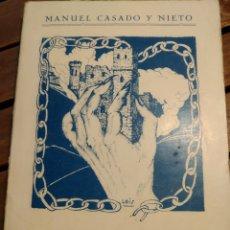Libros antiguos: AMOR I ELEUCIOS. CASADO Y NIETO, MANUEL. AMOR I-ELOCUCIÓNS : PEQUENO SAINETE DE COSTUMES. 1930.. Lote 291353423