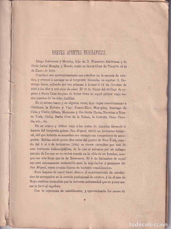Libros antiguos: TENERIFE -POESIAS DE DIEGO ESTEVANEZ - 1874 - Foto 4 - 293543943