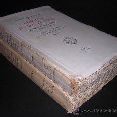 Libros antiguos: 1930 - ABUBEQUER DE TORTOSA - LAMPARA DE LOS PRINCIPES - TIRADA DE 500 EJEMPLARES. Lote 26371521