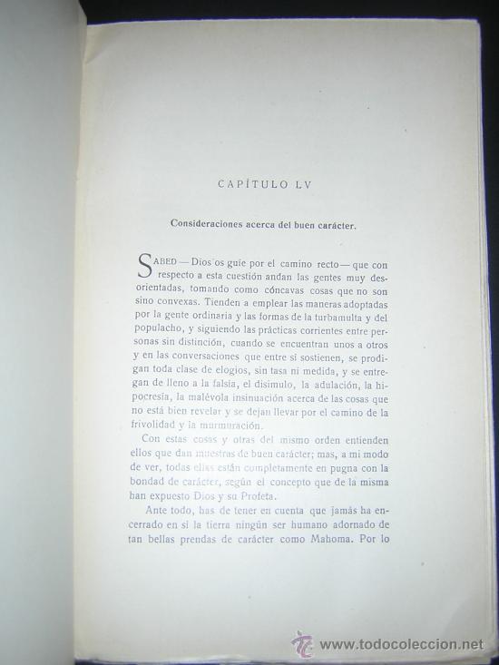 Libros antiguos: 1930 - ABUBEQUER DE TORTOSA - LAMPARA DE LOS PRINCIPES - TIRADA DE 500 EJEMPLARES - Foto 3 - 26371521
