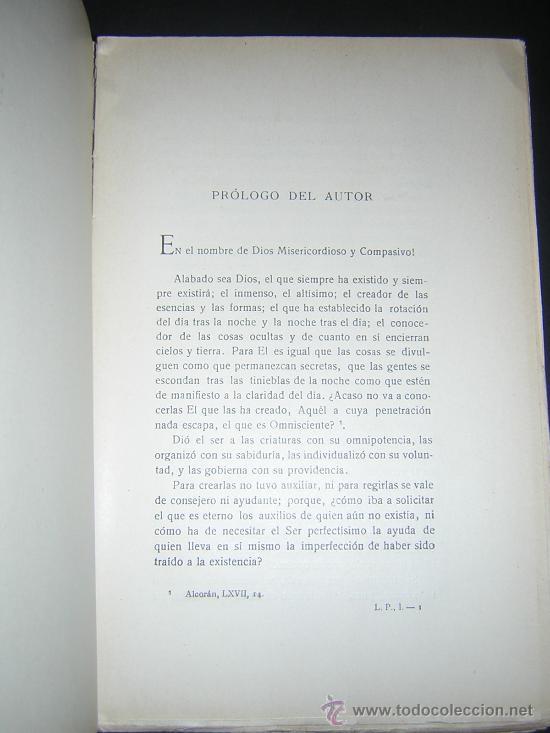 Libros antiguos: 1930 - ABUBEQUER DE TORTOSA - LAMPARA DE LOS PRINCIPES - TIRADA DE 500 EJEMPLARES - Foto 4 - 26371521