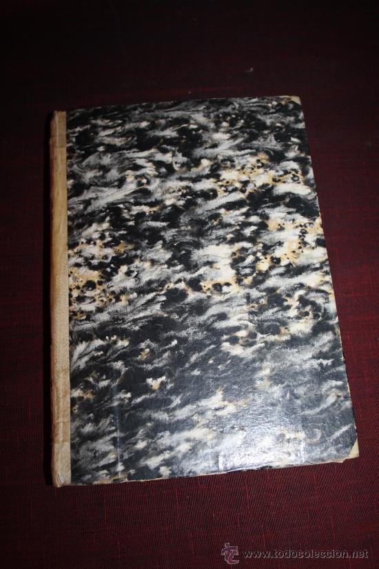 Libros antiguos: 1903- 3 LIBROS SOBRE EL REY D. ALFONSO DE BORBON EN 1 VOLUMEN DE 1869 Y 1872 - Foto 2 - 30687352