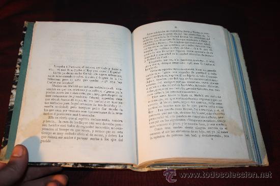 Libros antiguos: 1903- 3 LIBROS SOBRE EL REY D. ALFONSO DE BORBON EN 1 VOLUMEN DE 1869 Y 1872 - Foto 4 - 30687352