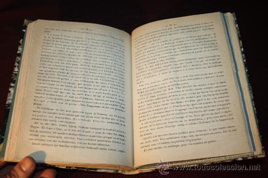 Libros antiguos: 1903- 3 LIBROS SOBRE EL REY D. ALFONSO DE BORBON EN 1 VOLUMEN DE 1869 Y 1872 - Foto 9 - 30687352