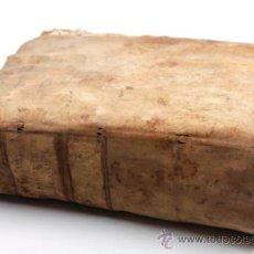 Libros antiguos: DECISIONES CURIAE ARCHIEPISC. NEAPOLITANAE, AUTHORE IO ALOYSO RICCIO. 18X24 X 10 CM ALTO. . Lote 31779205