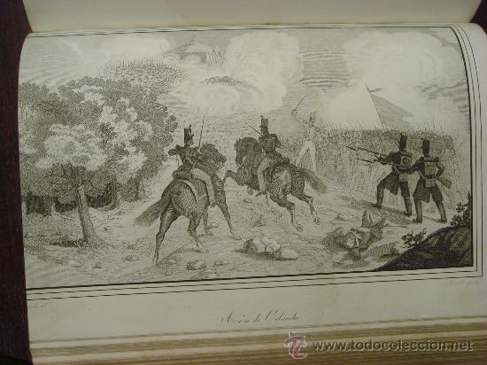 Libros antiguos: Panorama Español, 1842-45 , 2 Vol. (T:I-II y T:III-IV) Crónica contemporánea. - Foto 6 - 32450165