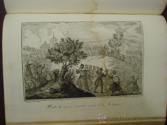 Libros antiguos: Panorama Español, 1842-45 , 2 Vol. (T:I-II y T:III-IV) Crónica contemporánea. - Foto 7 - 32450165