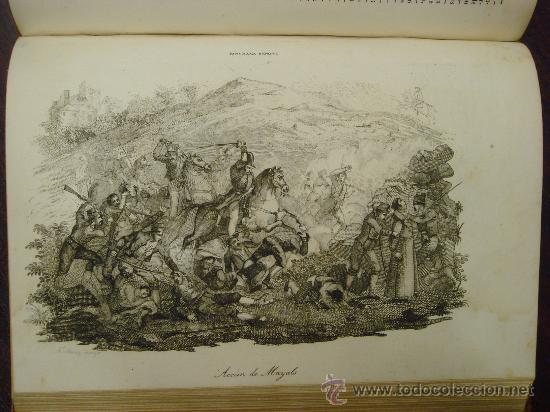 Libros antiguos: Panorama Español, 1842-45 , 2 Vol. (T:I-II y T:III-IV) Crónica contemporánea. - Foto 8 - 32450165