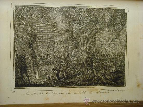 Libros antiguos: Panorama Español, 1842-45 , 2 Vol. (T:I-II y T:III-IV) Crónica contemporánea. - Foto 9 - 32450165