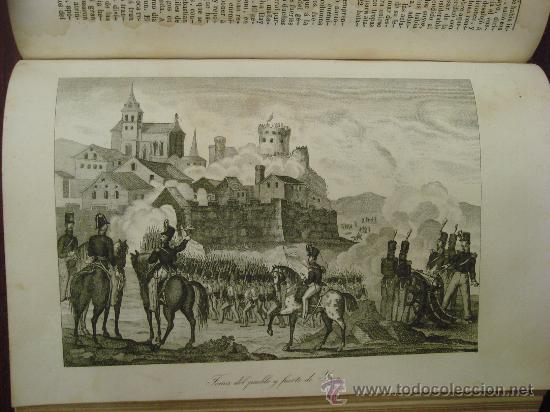 Libros antiguos: Panorama Español, 1842-45 , 2 Vol. (T:I-II y T:III-IV) Crónica contemporánea. - Foto 10 - 32450165