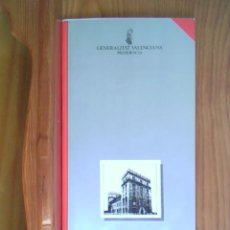 Libros antiguos: ESTATUTO DE AUTONOMIA DE LA COMUNIDAD VALENCIANA - EN CASTELLANO Y VALENCIANO. Lote 33368862