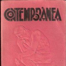 Libros antiguos: CONTEMPORÁNEA.REVISTA MENSUAL.AÑO I. NÚMS.11 Y 12.NOVIEMBRE - DICIEMBRE 1933.EDITORIAL FEDA.SUMARIO.. Lote 35447848
