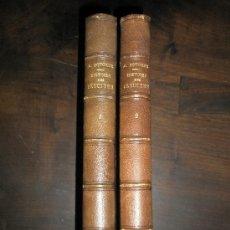 Libros antiguos: BOUCHER, A.: HISTOIRE DRAMATIQUE ET PITTORESQUE DES JÉSUITES DEPUIS LA FOUNDATION DE L´ORDRE JUSQU´À. Lote 36136935