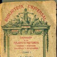 Libros antiguos: PROUDHON : CONTRADICCIONES POLÍTICAS (PERLAGO, 1920) . Lote 38126297