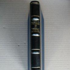 Libros antiguos: LOS SIETE CRITERIOS DE GOBIERNO. JOAQUIN COSTA.. Lote 40459255