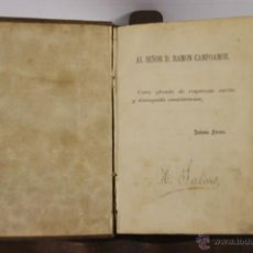 Libros antiguos: D-026. CURSO ELEMENTAL DE GEOGRAFIA. ANTONIO FORNES. IMP. JAIME JEPUS. 1875.. Lote 41705679