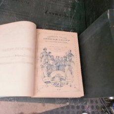 Libros antiguos: EDUCACION POLITICA PARA ESTABLECER LA LIBERTAD DE LOS PUEBLOS 2 TOMOS POR T.D.L. 1868 ELIZALDE Y CIA. Lote 49594040