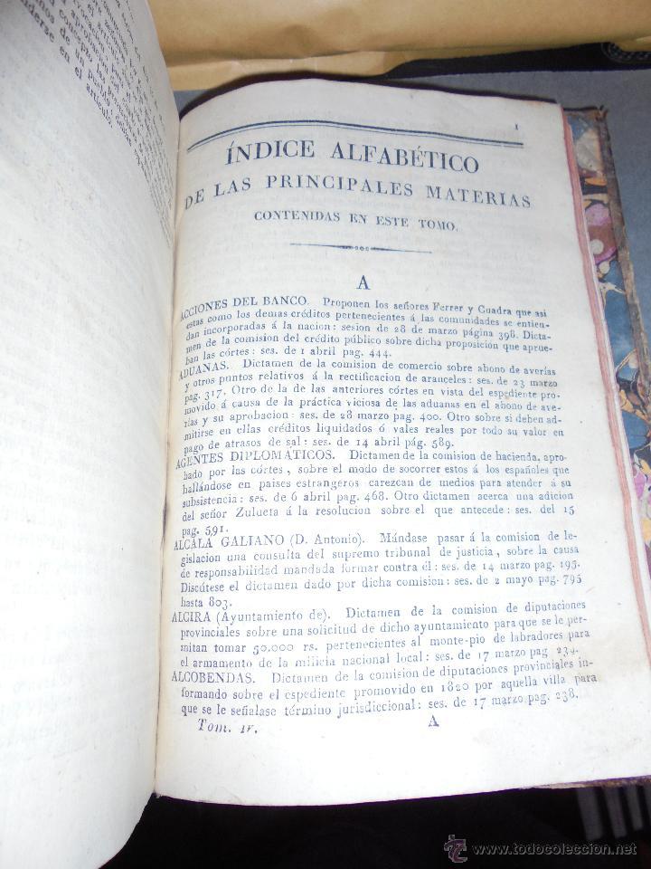 Libros antiguos: COMPENDIO DE LAS SESIONES DE CÓRTES EN LA LEGISLATURA DEL AÑO 1822 TOMO IV IMP. VIUDA É HIJOS DE D - Foto 4 - 51123614