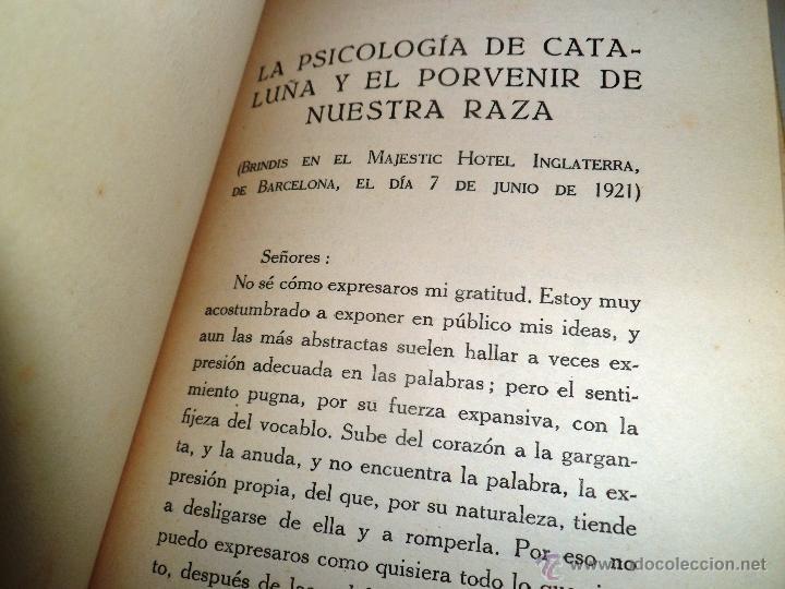 Libros antiguos: REGIONALISMO. TOMOS I Y II. DON JUAN VAZQUEZ DE MELLA Y FANJUL. (1935) VER DETALLES. 1A EDICIÓN - Foto 3 - 51480922