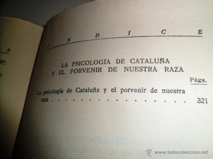 Libros antiguos: REGIONALISMO. TOMOS I Y II. DON JUAN VAZQUEZ DE MELLA Y FANJUL. (1935) VER DETALLES. 1A EDICIÓN - Foto 10 - 51480922