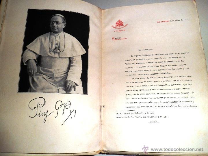 Libros antiguos: REGIONALISMO. TOMOS I Y II. DON JUAN VAZQUEZ DE MELLA Y FANJUL. (1935) VER DETALLES. 1A EDICIÓN - Foto 12 - 51480922
