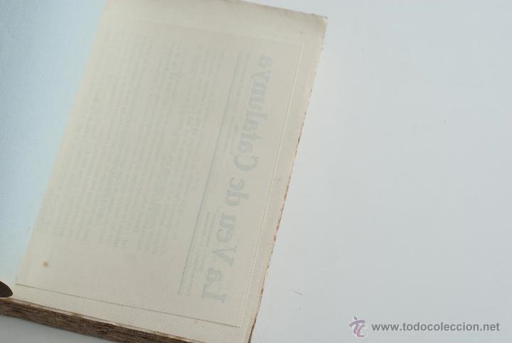Libros antiguos: Un partit, una política - Lliga Catalana 1933 - Foto 2 - 52633481