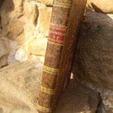 Libros antiguos: PEDRO FERNÁNDEZ NAVARRETE: CONSERVACIÓN DE MONARQUIAS Y DISCURSOS POLÍTICOS, IMP.T.ALBAN 1805. Lote 54853313
