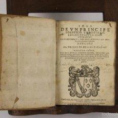 Libros antiguos: 5418 - IDEA DE UN PRINCIPE POLITICO CHRISTIANO. DIEGO SAAVEDRA FAXARDO. IMP CIPRES. 1675.. Lote 45719652