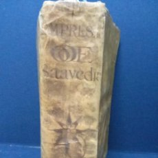 Libros antiguos: IDEA DE UN PRÍNCIPE POLÍTICO CHRISTIANO REPRESENTADA EN CIEN EMPRESAS, 1664. SAAVEDRA FAXARDO, DIEGO. Lote 56969416