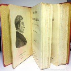 Libros antiguos: MANUEL SILVELA : OBRAS PÓSTUMAS (PUBLICADAS POR SU HIJO FRANCISCO AGUSTIN SILVELA. (1845) . Lote 57010183